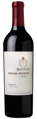 Kendall-Jackson 2009 Grand Reserve Merlot offers dark berry flavors and soft tannins