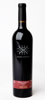 Korbin Kameron 2007 Merlot, one of our Top Value Wines