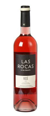 Las Rocas 2013 Rosé is a perfect playmate for any night on the town