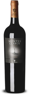 Montes Claros 2008 Garrafeira is made from Aragonez, Tinta Caiada and Trincadeira