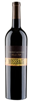 Mossback 2009 Chalk Hill Cabernet Sauvignon, one of our Top 10 Value Wines
