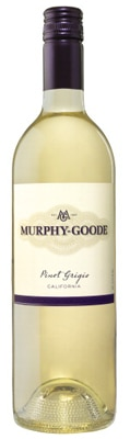 Murphy-Goode 2011 California Pinot Grigio is a crisp and aromatic wine