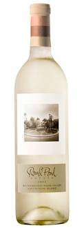 Round Pond 2011 Estate Sauvignon Blanc comes from Napa Valley's Rutherford sub-appellation