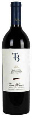 Terra Blanca 2007 Signature Series Merlot boasts intense black cherry and plum flavors with hints of spice