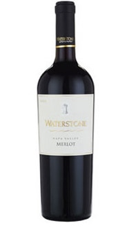 Waterstone 2007 Napa Valley Merlot, on our list of the Top Value Wines