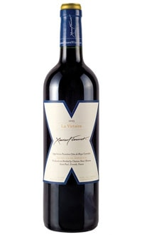 The Xavier Flouret 2006 La Victoire, on our list of Top Value Wines