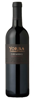 Yorba 2006 Zinfandel, one of our Top Value Wines