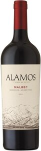 Alamos Malbec has direct flavors of red plum and blackberry