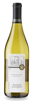 Baron Herzog 2011 Chenin Blanc, one of our Top Wines Under $10