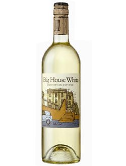 Big House Wine 2008 California White wine