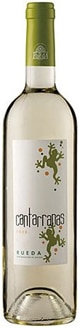 Cantarranas 2009 Rueda, one of our Top Wines Under $10, is made from Verdejo and Viura grapes