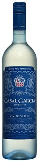 Casal Garcia 2011 Vinho Verde is a blend of Trajadura, Loureiro, Arinto and Azal