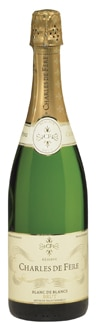 Charles de Fere Reserve Blanc de Blancs Brut, one of our Top Wines Under $10