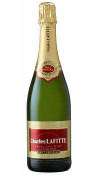 Champagne Charles Lafitte Brut Prestige sparkling wine