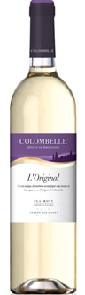 Colombelle 2010 Blanc Sec, one of our Top Wines Under $10