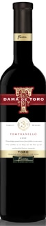 Dama de Toro 2009 Tempranillo, one of our Top Wines Under $10, offers ripe cherry and raspberry flavors