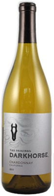 Dark Horse 2011 California Chardonnay is creamy and full-bodied