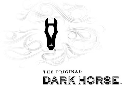 The Dark Horse Big Red Blend is made from a combination of grapes from around the world