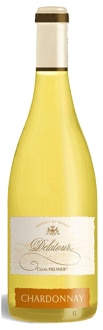 Delatour 2011 Cuvee Premier Chardonnay is produced in France's Pays d'Oc appellation