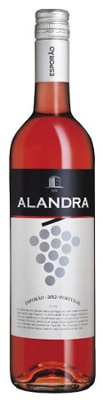 Esporao 2012 Alandra Rose is a refreshing blend of Aragones, Syrah and Touriga Nacional