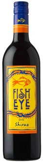 FishEye 2011 Shiraz, one of our Top Wines Under $10