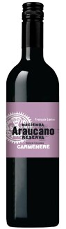 Hacienda Araucano 2010 Carmenere, one of our Top Wines Under $10