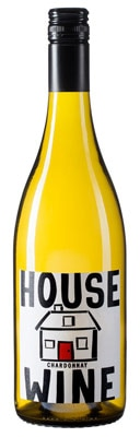 One of GAYOT's Top 10 Wines Under $10, House WIne 2012 Chardonnay has notes of citrus and vanilla on the nose