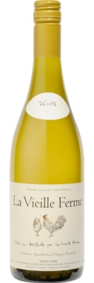 La Vieille Ferme 2012 White Wine is a blend of Grenache Blanc, Bourboulenc, Ugni Blanc and Roussanne
