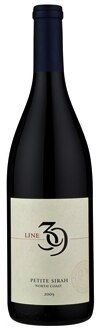 Line 39 2009 Petite Sirah, one of our Top Wines Under $10