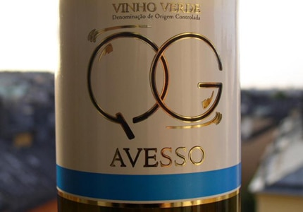 The Quinta de Gomariz 2012 Avesso is made from grapes that thrive in the mountain region of Vinho Verde