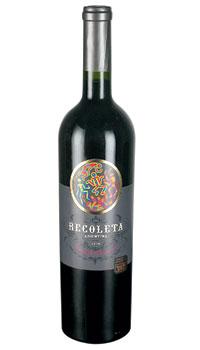 Recoleta 2007 Malbec/Bonarda wine