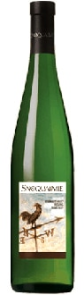 Snoqualmie 2010 Winemaker's Select Riesling, one of our Top Wines Under $10