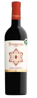 Stemmari Nero d'Avola is a Sicilian wine that displays notes of currant and pomegranate on the nose