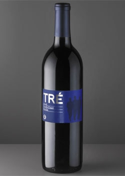TRE 2007 California Merlot, on our list of Top Wines Under $10
