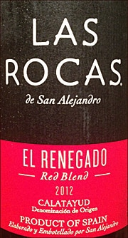 Las Rocas wines come from steep vineyards with elevations of up to 3,500 feet in Calatayud
