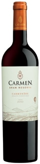 Carmen 2010 Gran Reserva Carmenere, one of our Top Wines Under $20