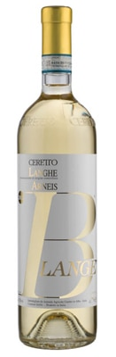 Ceretto 2011 Blange Langhe Arneis DOC is a bright, fruity white wine
