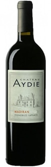 Chateau d'Aydie 2008 Madiran, one of our Top Wines Under $20, is made from Tannat grapes