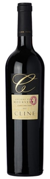 The Cline Ancient Vines Mourvèdre offers a touch of eucalyptus on the nose