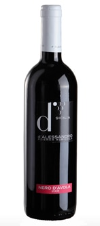 D'Alessandro 2009 Nero d'Avola, one of our Top Wines Under $20