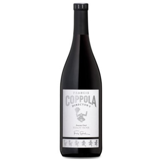 Francis Coppola 2009 Director's Pinot Noir, one of our Top Wines Under $20