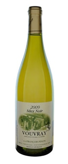 Francois Pinon 2009 Vouvray Cuvee Silex Noir, one of our Top Wines Under $20