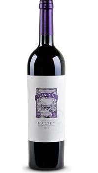 The Don Miguel Gascón 2013 Malbec is full-bodied and boasts a flavorful finish