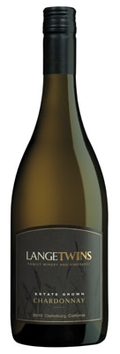 LangeTwins 2010 Chardonnay is rich and creamy in the mouth