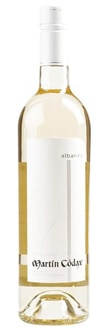 Martin Codax 2011 Albarino is a dry white wine from Spain
