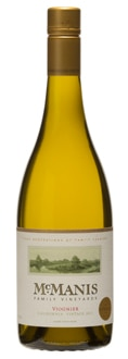 McManis Family Vineyards 2011 Viognier, one of our Top Wines Under $20