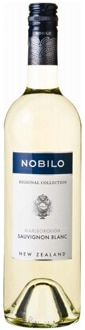Nobilo 2011 Sauvignon Blanc is produced in Marlborough, New Zealand
