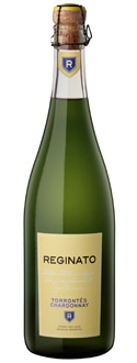 Reginato Sparkling Torrontes/Chardonnay, one of our Top Wines Under $20