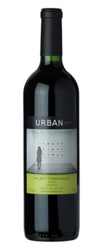 O. Fournier 2012 Urban Uco Blend is composed of 50 percent Malbec and 50 percent Tempranillo