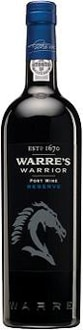 Warre's Warrior Reserve Port, one of our Top Wines Under $20